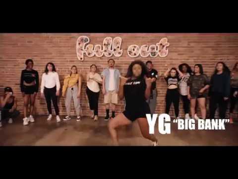 Big Bank - YG | Choreography by Loryn Barbosa