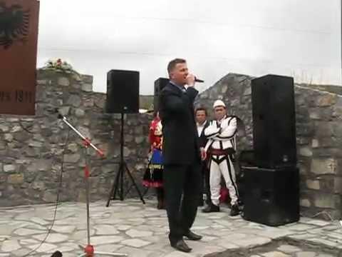 Nikollë N këngë për Ded Gjon Lulin me rastin e  100-vjetorit të Kryngritjes së Malësisë
