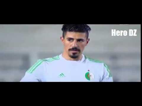 الجزائر 4 vs  تنزانيا 1  مهرجان اهداف + تألق بغداد بونجاح | Algeria 4 - Tanzania 1