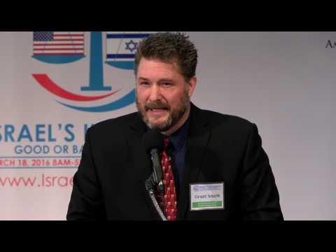 Grant Smith: Ten Ways the Israel Lobby Moves America