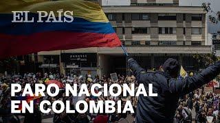 PARO 21N COLOMBIA: La HUELGA mide el desgaste del presidente colombiano IVÁN DUQUE