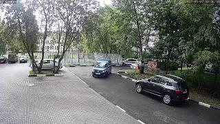 Пример видеозаписи с IP-камеры Link-SD27W-8G