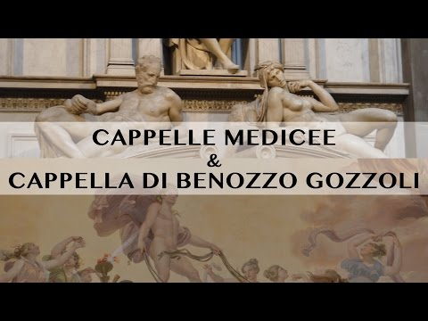 VLOG #56: Florence, Italy | Capelle Medicee and Capella Di Benozzo Gozzoli | March 19, 2015