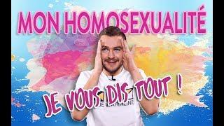 FACECAM #1 - MON HOMOSEXUALITÉ (Rejet familial, insultes & jugements)