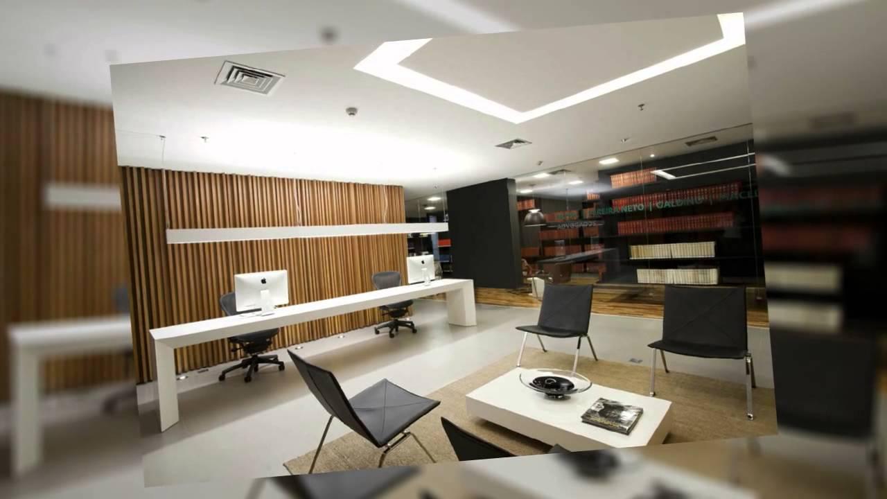 Diseo de Interiores Despachos Oficinas  YouTube