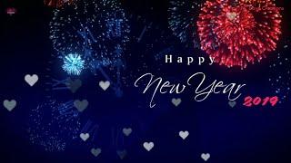 New Year Wishes WhatsApp Status 2019 💝 Happy New Year 2019 🎊 New Year Status 🎉 RC Love Creations