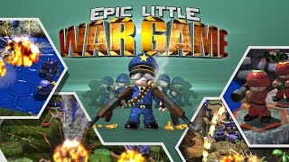 Epic Little War Game - Promo Video
