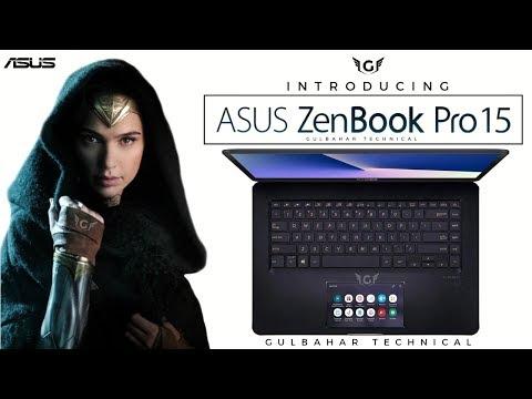 Asus ZenBook Pro 15 Trailer Official Ft. Gal Gadot