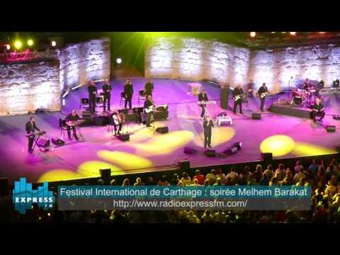 Festival International de Carthage : soirée Melhem Barakat
