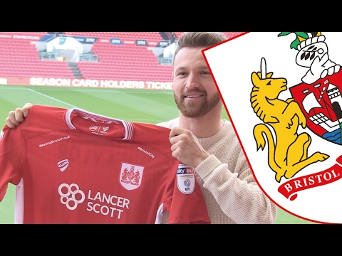 All Access - Matty Taylor Signs For Bristol City