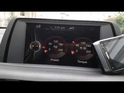 Sport Display Power & Torque Gauge (M_VEHICLE differences