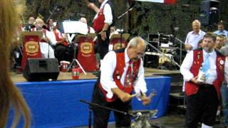 German Beer Night Anvil Player