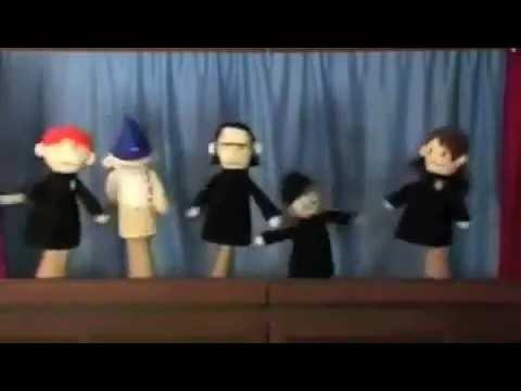 Harry Potter Puppet Pals backwards!!!!