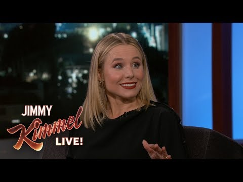 Kristen Bell Just Wanted to Impress Dax Shepard