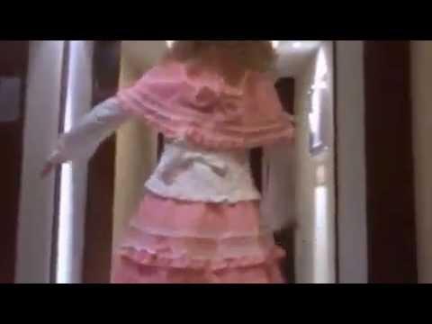甘ロリ女装 咲ちゃんのプチ外出!ホテル内ウロウロ