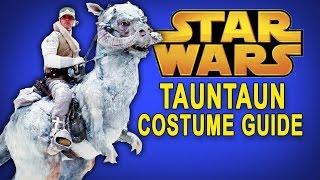 STAR WARS Tauntaun Costume Guide