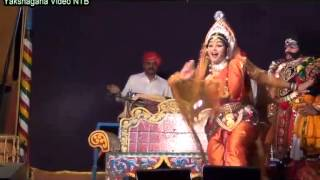 Yakshagana - Mechichde Mechichide by Nagashree G.S.
