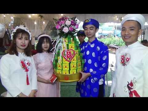 Le Thanh Hon Thanh Bình Lệ Thúy (Nhà Trai)