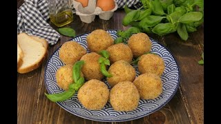 Fish meatballs: a great alternative to the same old meatballs!
