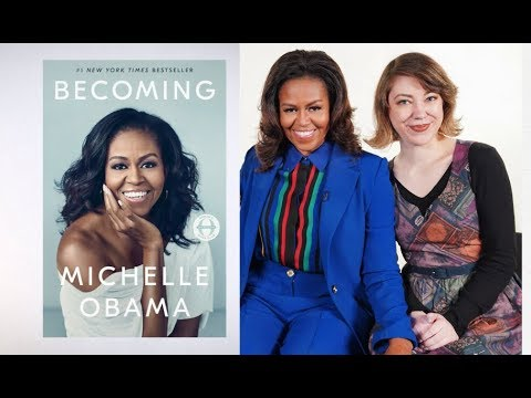 Michelle Obama on her Writing Process