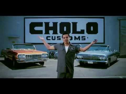 Lean Like A Cholo   2010  HD  Demetrius Navarro, Erlinda Orozco