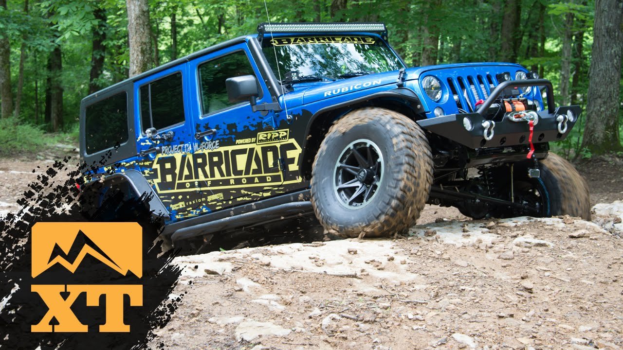 Marvelous WIN This Supercharged 2015 Jeep Wrangler Rubicon At ExtremeTerrain.com!    YouTube
