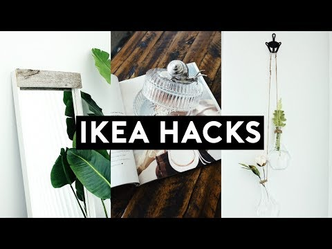 10 IKEA HACKS & DIY ROOM DECOR 2019! EASY & CHEAP | Nastazsa