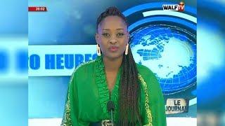 Journal 20H du 13 jan. 2019  sur WalfTV