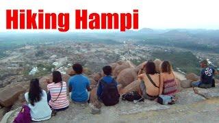Hampi, India: Hiking to the Top of Matanga Hill