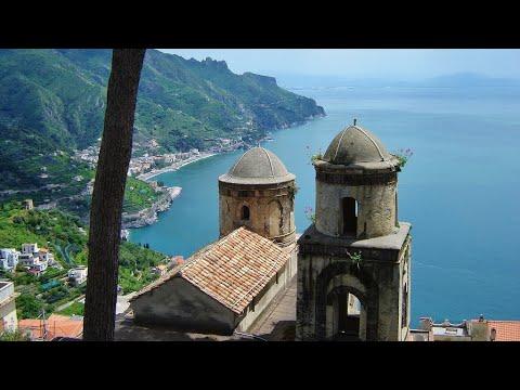 Italia Amalfi Küste und Insel Capri 2013