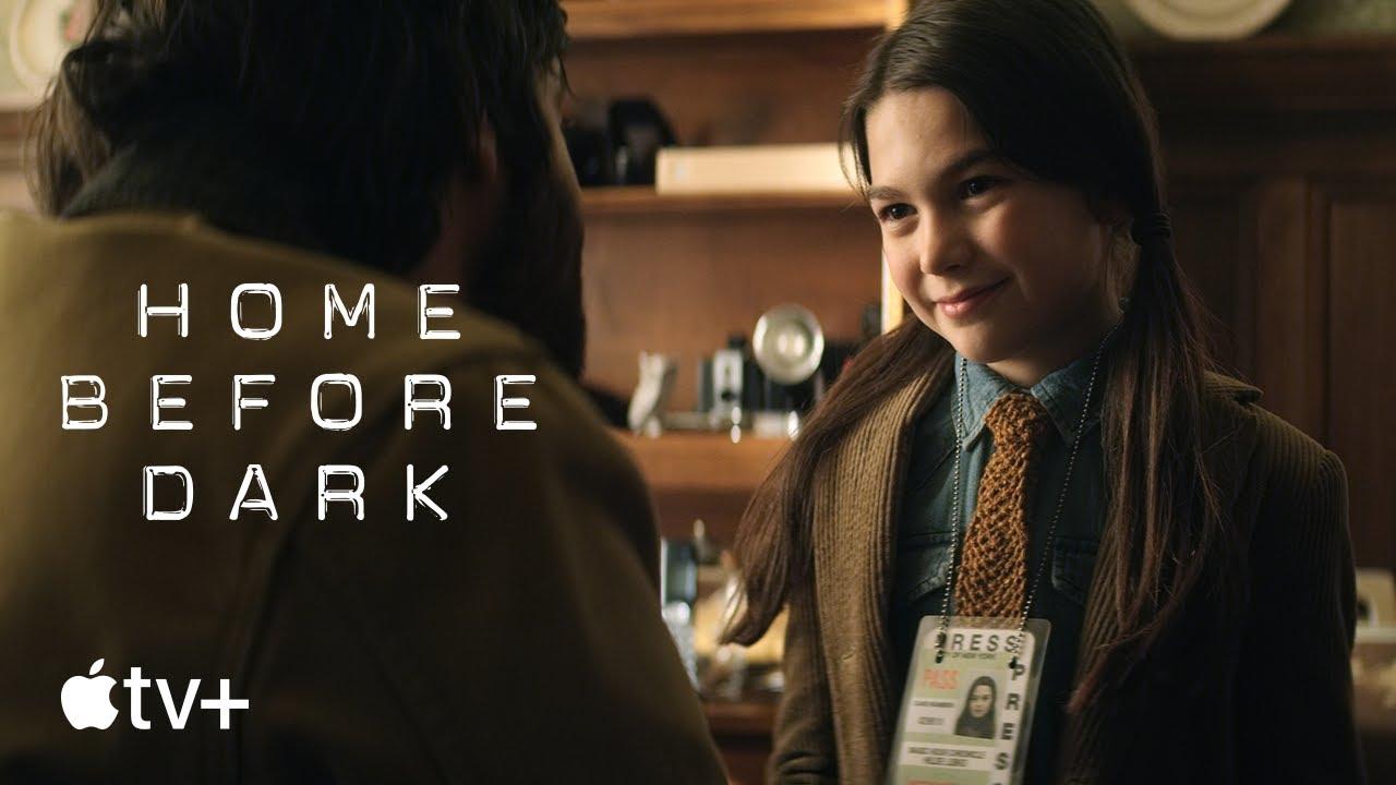 Home Before Dark — Official Trailer | Apple TV+ - YouTube