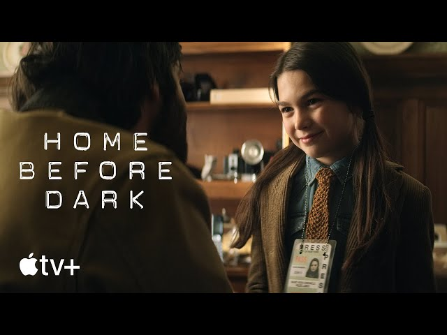 Home Before Dark - Official Trailer | Apple TV+