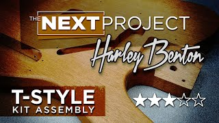 Harley Benton T-Style Kit - Assembly