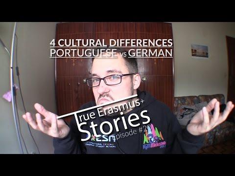 4 Cultural Differences (Portuguese vs. German) - TES #20