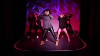 Pat Garrett (the music surgeon )choreography at club jete