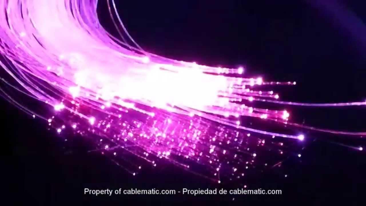 Bobina De Fibra Optica De Iluminacion Por Led Distribuido Por - Iluminacion-por-leds