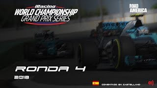 iRacing | WC Grand Prix 2018 | Ronda 4