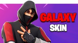 NOVMD GALAXY SKIN - France Fortnite Bataille Royale Novinky