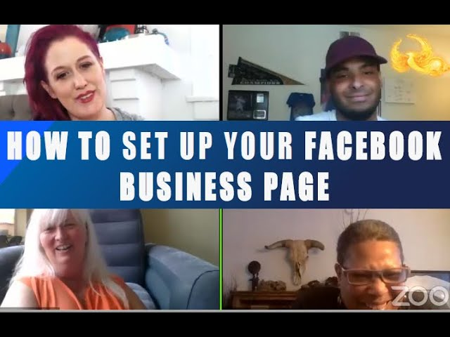 How to Create & Manage your Facebook Business Page