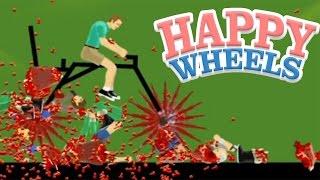 息子と感動の再会(死んでる) - Happy Wheels 実況プレイ - Part31