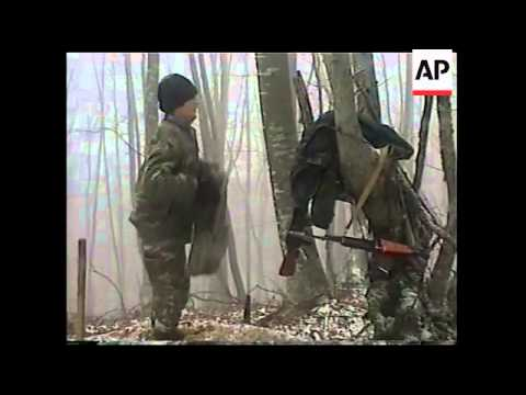 CHECHNYA: RUSSIAN FORCES