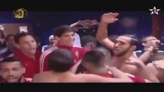 maroc vs Cap Vert mama mia المنتخب المغربي امام الرأس الاخضر على انغام اغنية