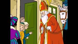 Sinterklaaslied: Hoor wie klopt daar kinderen