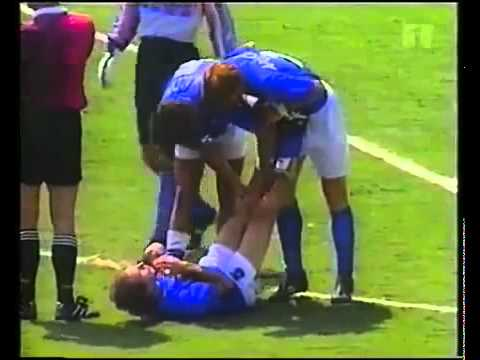 FIFA World Cup 1994 Final Brazil vs Italy 3 2 Penalty Strokes Highlights