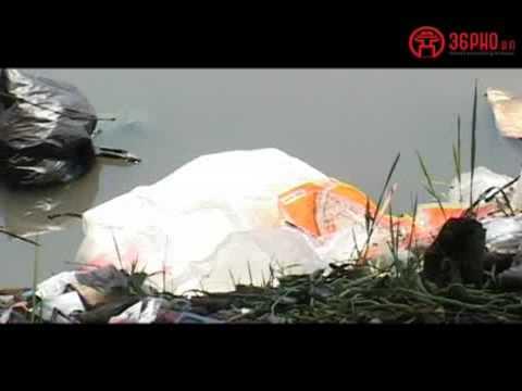 Tình trạng ô nhiễm tại sông Nhuệ