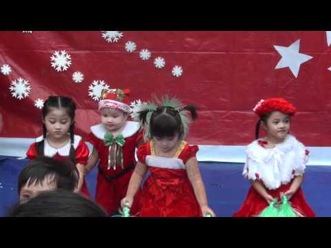 Truong mam Non HOan My_mua Jingle bell.MTS