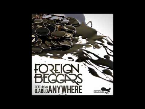 Клип Foreign Beggars - Anywhere - Original Mix