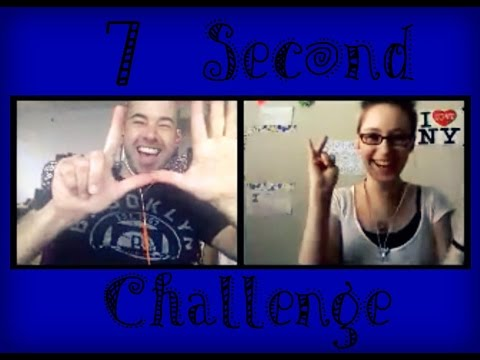 "7 SECOND CHALLENGE (w/ James ""Murr"" Murray!)"