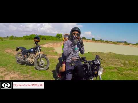 riding-honda-ftr-|-motorcycle-accrosing-siem-reap-field