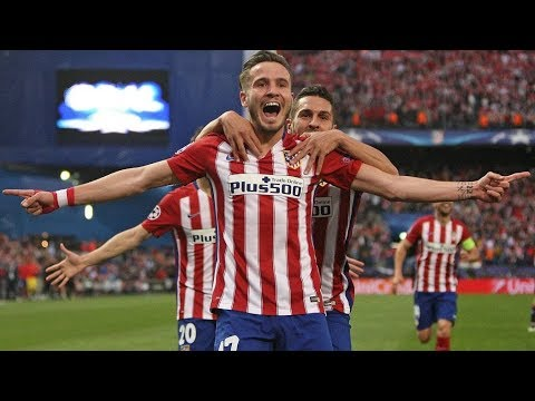 Saul Ñiguez - Top 10 Best Goals ● Can't He Score Normal Goals?